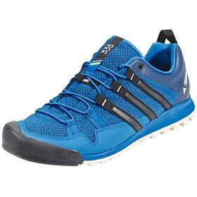 adidas TERREX Solo Shoes Men core blue/core black/collegiate navy